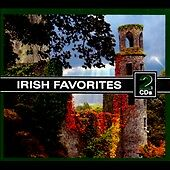 IRISH FAVORITES (2 CD Set) by Various