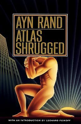 Atlas Shrugged, Ayn Rand, Good Book