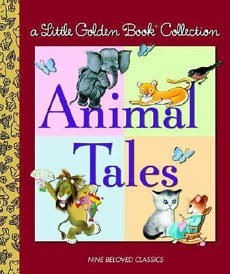 Little Golden Book Collection: Animal Tales (Little Golden Book Treasury), Golde