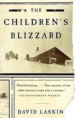 The Children's Blizzard by Laskin, David