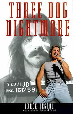 Three Dog Nightmare: The Chuck Negron Story, Chuck Negron, Chris Blatchford, Goo