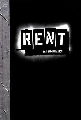 Rent, Larson, Jonathan, Good Book