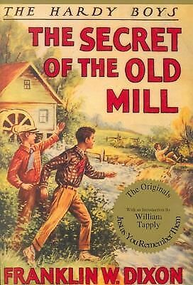 The Secret of the Old Mill (Hardy Boys, Book 3), Franklin W. Dixon, Good Book
