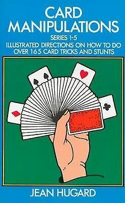 Card Manipulations (Dover Magic Books), Hugard, Jean, Good Book