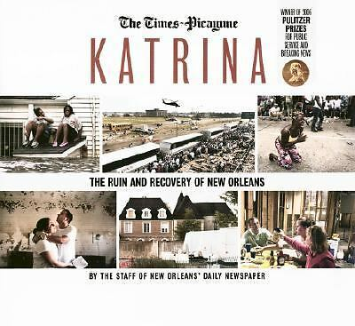 Katrina: The Ruin and Recovery of New Orleans, , Good Book