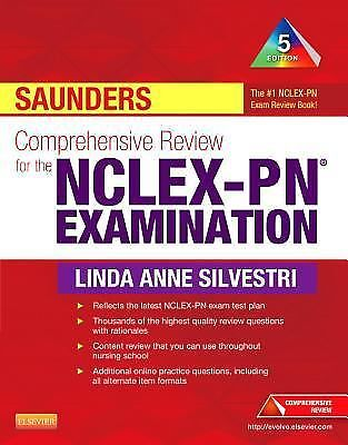 Saunders Comprehensive Review for the NCLEX-PN® Examination, 5e (Saunders Compre