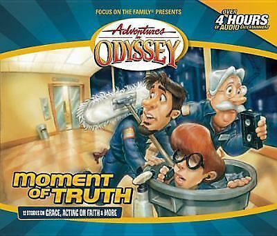 Moment of Truth (Adventures in Odyssey #48), AIO Team, Good Book