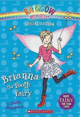 Rainbow Magic Special Edition: Brianna the Tooth Fairy, Meadows, Daisy, Good Boo