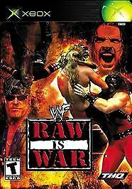 WWF Raw (Platinum Hits), Acceptable Xbox, xbox Video Games