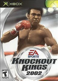 Knockout Kings 2002, Good Xbox, Xbox Video Games