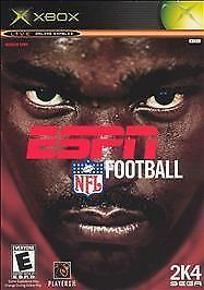 ESPN NFL Football - Xbox, Good Xbox, xbox Video Games