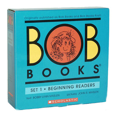 Bob Books, Set 1: Beginning Readers by Bobby Lynn Maslen