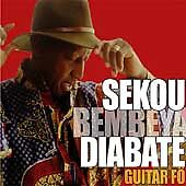 Guitar Fo by Diabate, Sekou Bembeya