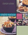 Complete Vegetarian Cookbook, Solomon, Charmaine, Good Book
