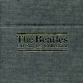 CD Singles Collection, The Beatles, Good Import, Box set