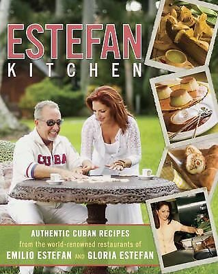 Estefan Kitchen, Emilio Estefan, Gloria Estefan, Good Book