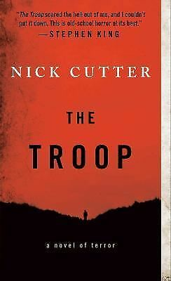 The Troop, Cutter, Nick, Good, Books