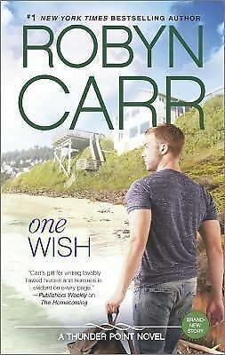 One Wish (Thunder Point), Carr, Robyn, Good, Books