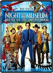 Night at the Museum: Battle of the Smithsonian (Single-Disc Edition),