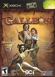 Galleon - Xbox, Good Xbox, Xbox Video Games