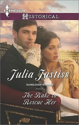 The Rake to Rescue Her (Ransleigh Rogues), Justiss, Julia, Good, Books