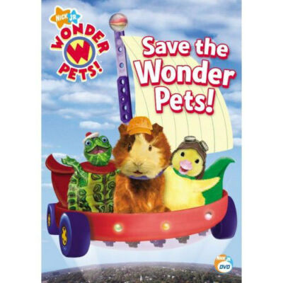 Wonder Pets - Save the Wonder Pets, Good DVD, Danica Lee, Sofie Zamchick, Teala