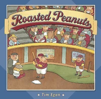 Roasted Peanuts, Egan, Tim, Good, Books