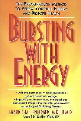 Bursting With Energy: The Breakthrough Method to Renew Youthful Energy and Resto
