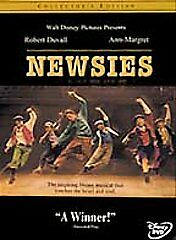Newsies (DVD, WS,) Robert Duvall Ann Margaret NEW