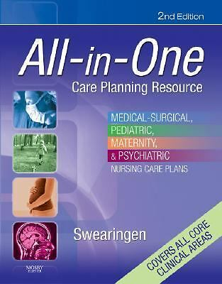 All-in-One Care Planning Resource: Medical-Surgical, Pediatric, Maternity, and P