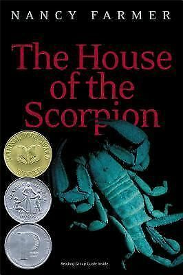 The House of the Scorpion, Nancy Farmer, Good, Books