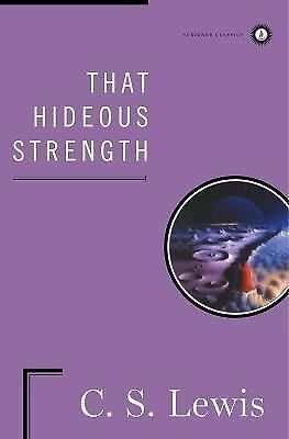 That Hideous Strength (Scribner Classics), Lewis, C.S., Good, Books