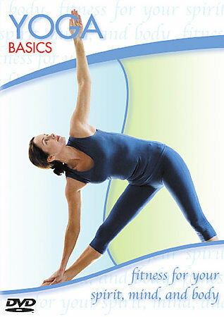 Basic Yoga, Excellent DVD, Alan Harris,