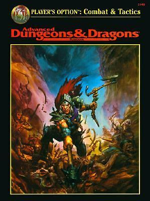 Player's Option: Combat & Tactics (Advanced Dungeons & Dragons, Rulebook/2149),