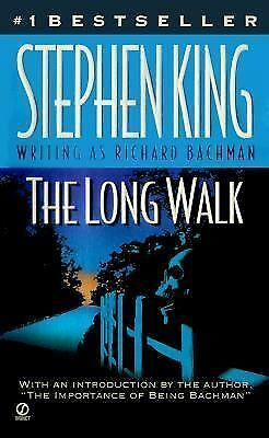 The Long Walk, Stephen King, Good, Books