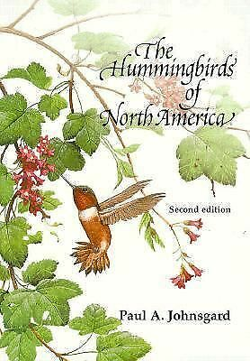 The Hummingbirds of North America, Johnsgard, Paul A., Good Book
