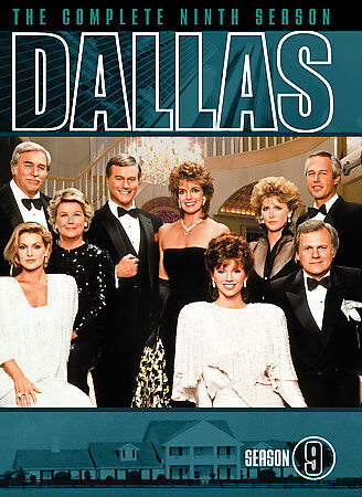 Dallas: Season 9, Good DVD, Marc Singer, Jenilee Harrison, Barbara Carrera, Pris