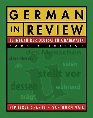 German in Review by Sparks, Kimberly, Vail, Van Horn