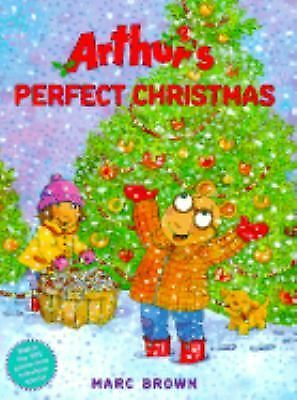 Arthur's Perfect Christmas, Brown, Marc, Good Book