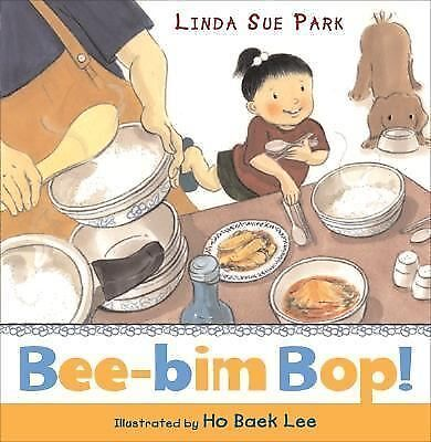Bee-bim Bop!, Park, Linda Sue, Good, Books