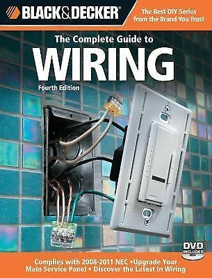 Black & Decker The Complete Guide to Wiring: Upgrade Your Main Service Panel - D