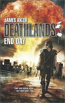 End Day (Deathlands), Axler, James, Good, Books