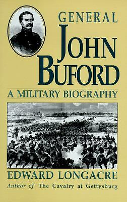 General John Buford, Longacre, Edward G., Good, Books
