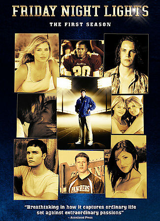 Friday Night Lights - The First Season, Good DVD, Kyle Chandler, Connie Britton,