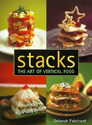Stacks: The Art of Vertical Food, Fabricant, Deborah, Good Book