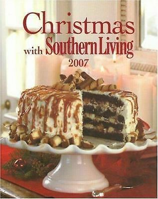 Christmas with Southern Living 2007, Editors of Southern Living, Good Book