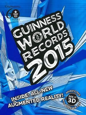 Guinness World Records 2015, Guinness World Records, Good Book