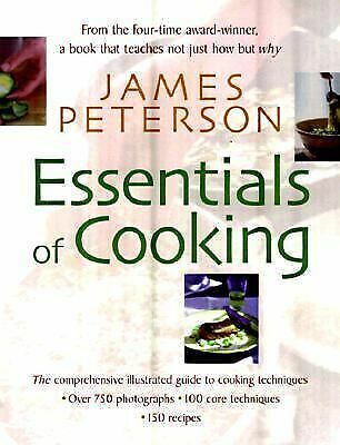 Essentials of Cooking, James Peterson, Good Book