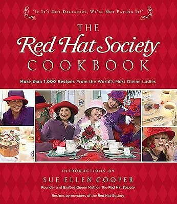 The Red Hat Society Cookbook, The Red Hat Society, Good Book