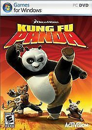 Kung Fu Panda - PC, Excellent Windows XP, Pc Video Games